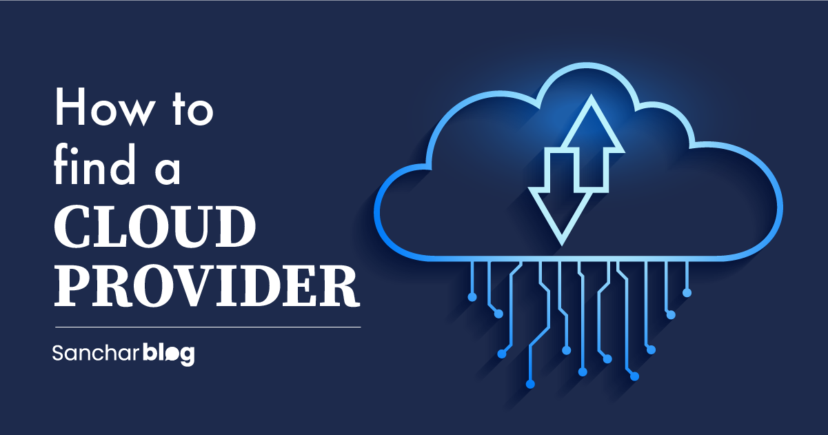 How to find Cloud Provider