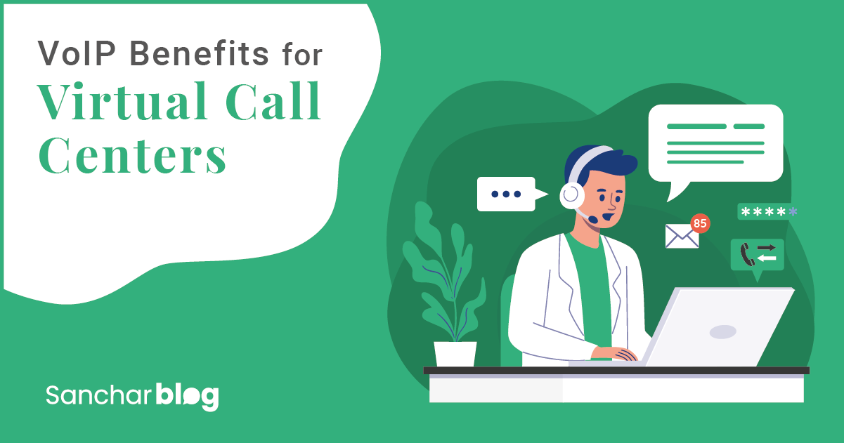 Hosted VoIP Platform for Virtual Call Centers